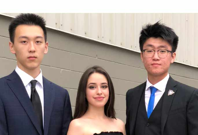 Three White Oaks Secondary School Students Achieve Rare Perfect Scores in International Baccalaureate Programme