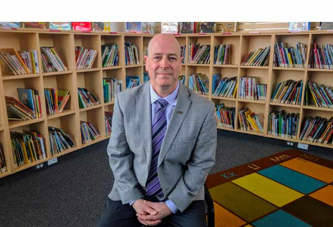 Halton District School Board's Peter Marshall named one of Canada's Outstanding Principals