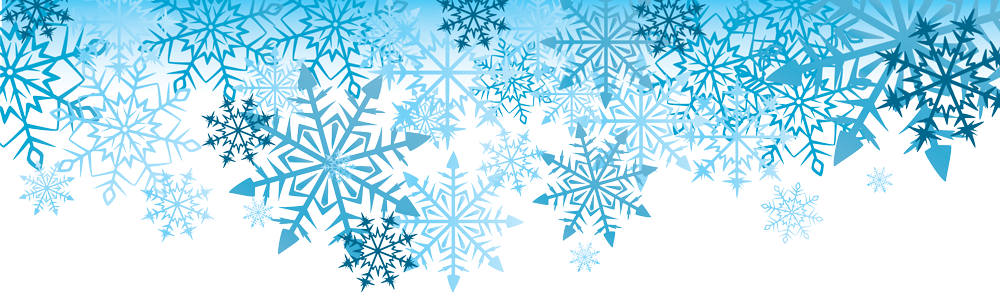 snowflakes-weather banner