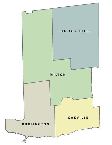School Location Maps